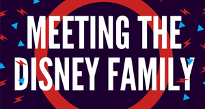 Getting to know your Disney family