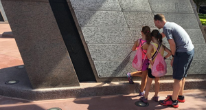 Epcot's Leave A Legacy Sculpture: A Purchaser's View