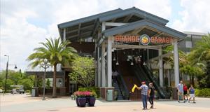 Third parking garage planned for Disney Springs