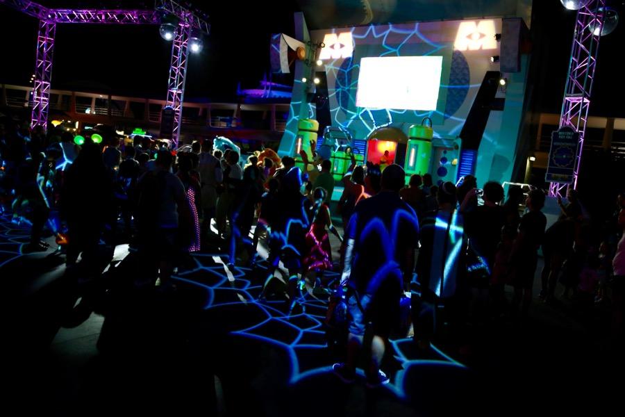 Halloween Dance Parties