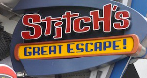 Stitch's Great Escape at the Magic Kingdom to become seasonal as of October 2