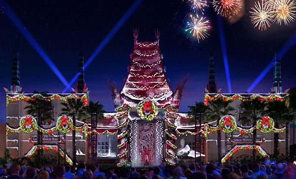 Jingle Bell Jingle Bam Holiday Nighttime Spectacular