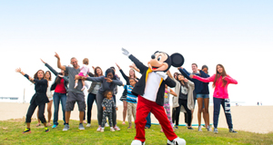 Mickey Mouse makes birthday plans!
