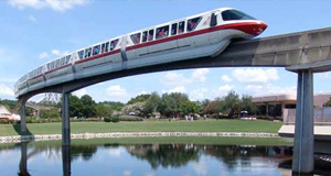 Why the Walt Disney World Monorail Is the best 'free' attraction in the Resort
