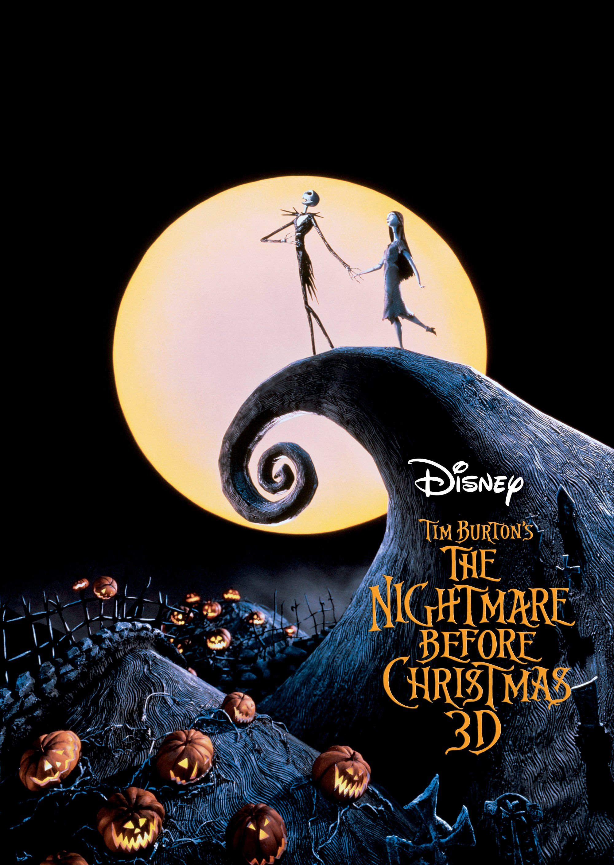 Select theaters to show Nightmare Before Christmas this weekend