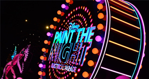 Paint The Night returns to Disneyland for Thanksgiving