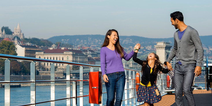 Cruise Critic Names Adventures By Disney Best River Cruise For Families