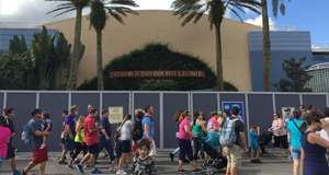 Television Hall of Fame display removed from Disney's Hollywood Studios