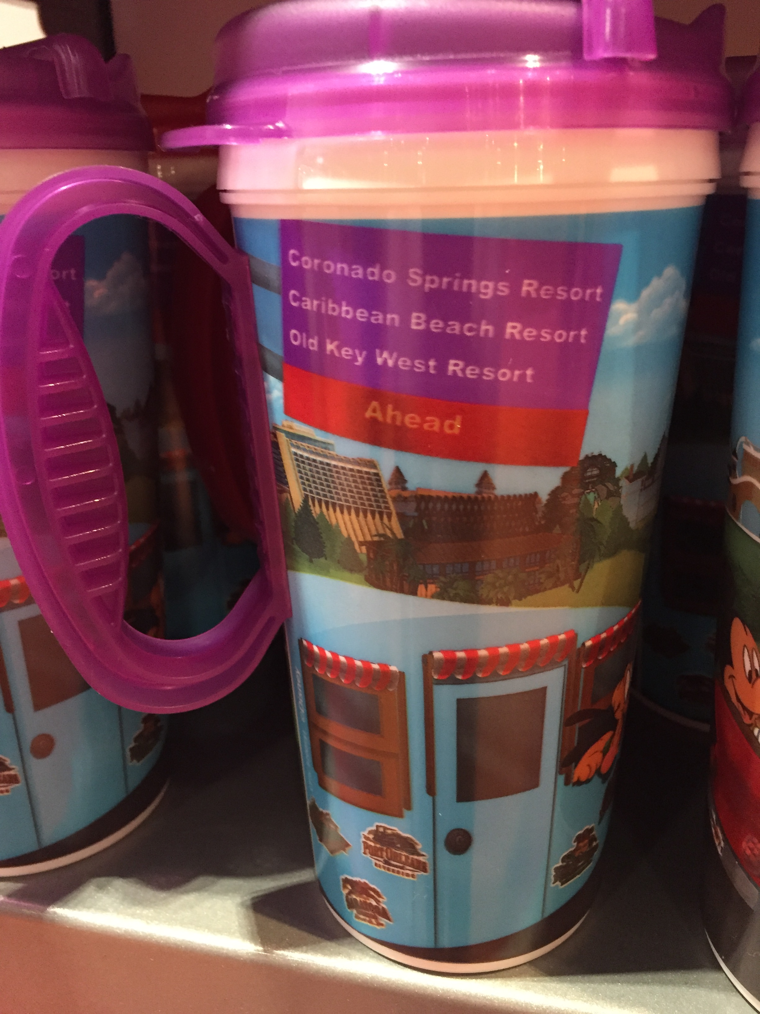 Walt Disney World Brings Back Refillable Mugs With Handles