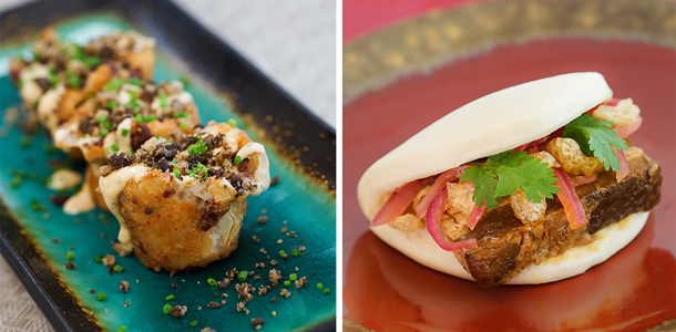 Menus released for new Festival of Holidays at California