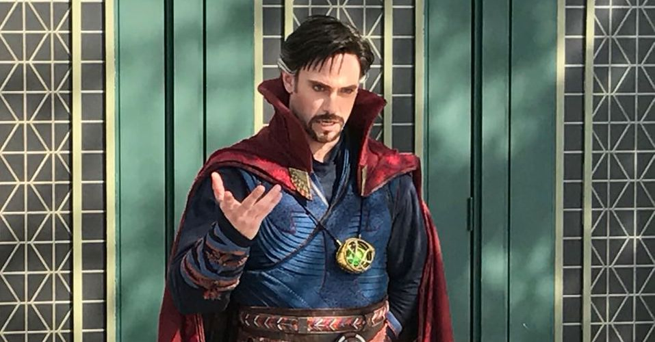 Disney Cruise To Hawaii >> Doctor Strange show, meet and greet now at Disney's Hollywood Studios