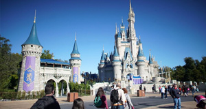 Walt Disney World to film aerial footage with helicopter Dec. 4