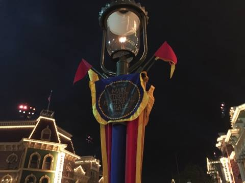 Rains hold out for the Main Street Electrical Parade's return