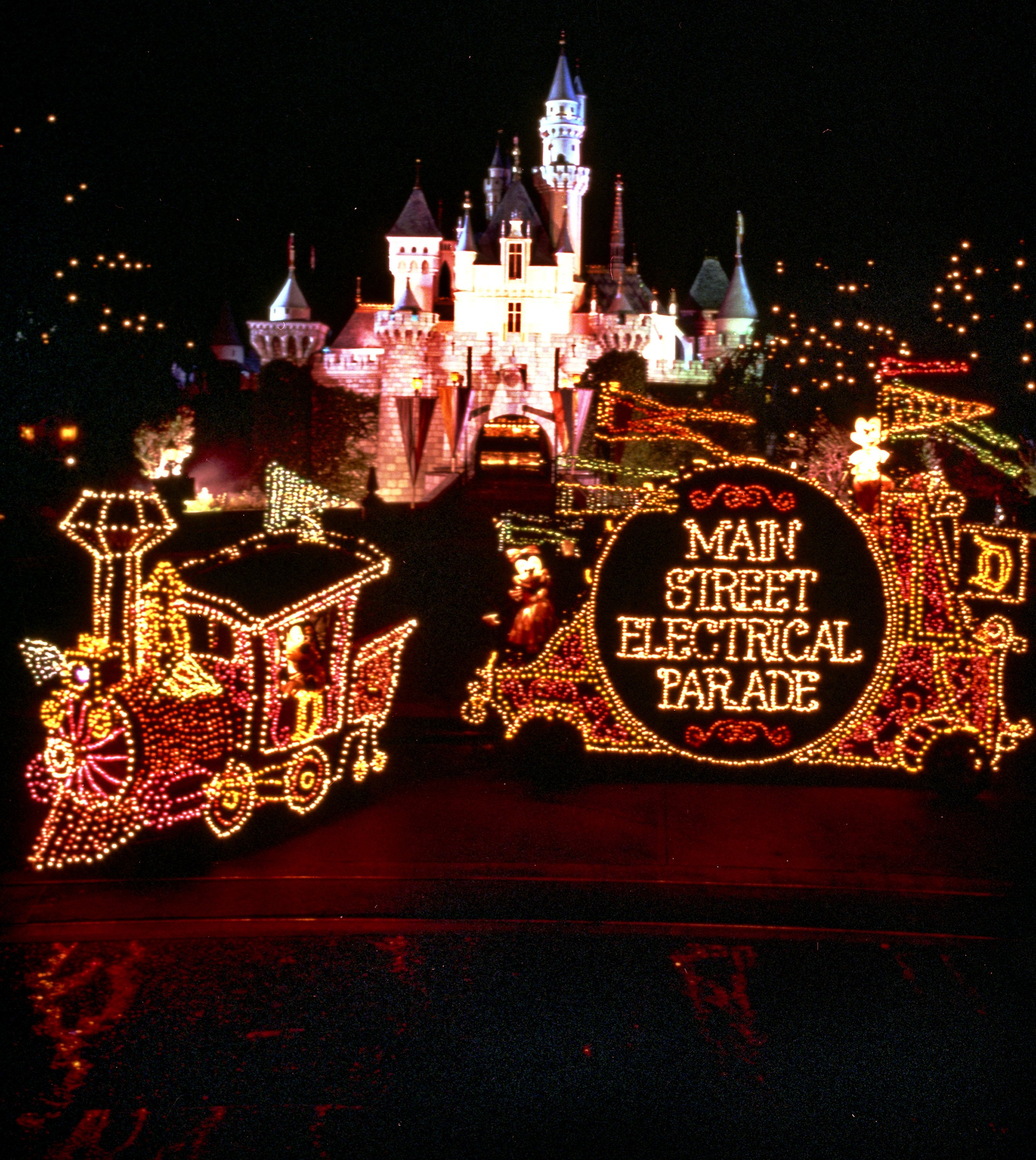 A look back at the Main Street Electrical Parade