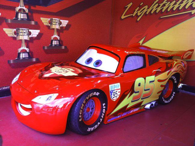 Celebrate Lightning Mcqueen Day On September 5 At Disney S