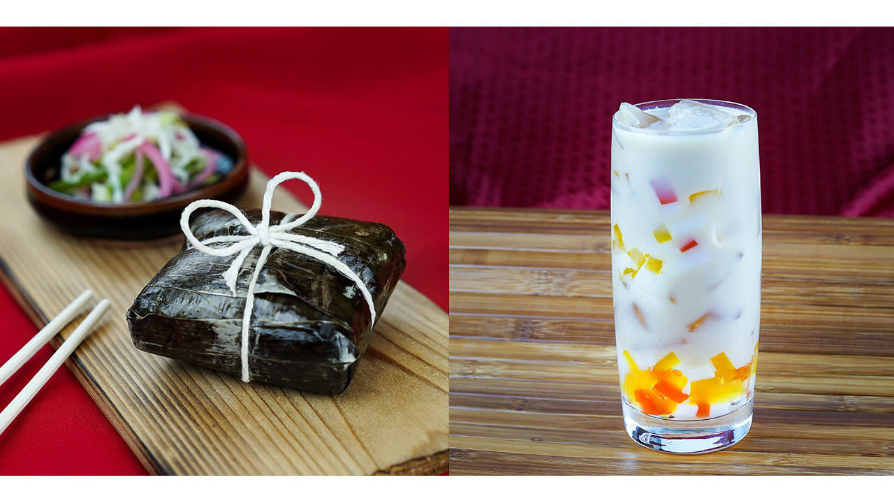 Lunar New Year food options