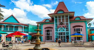 Permits filed for large expansion at Disney's Caribbean Beach Resort