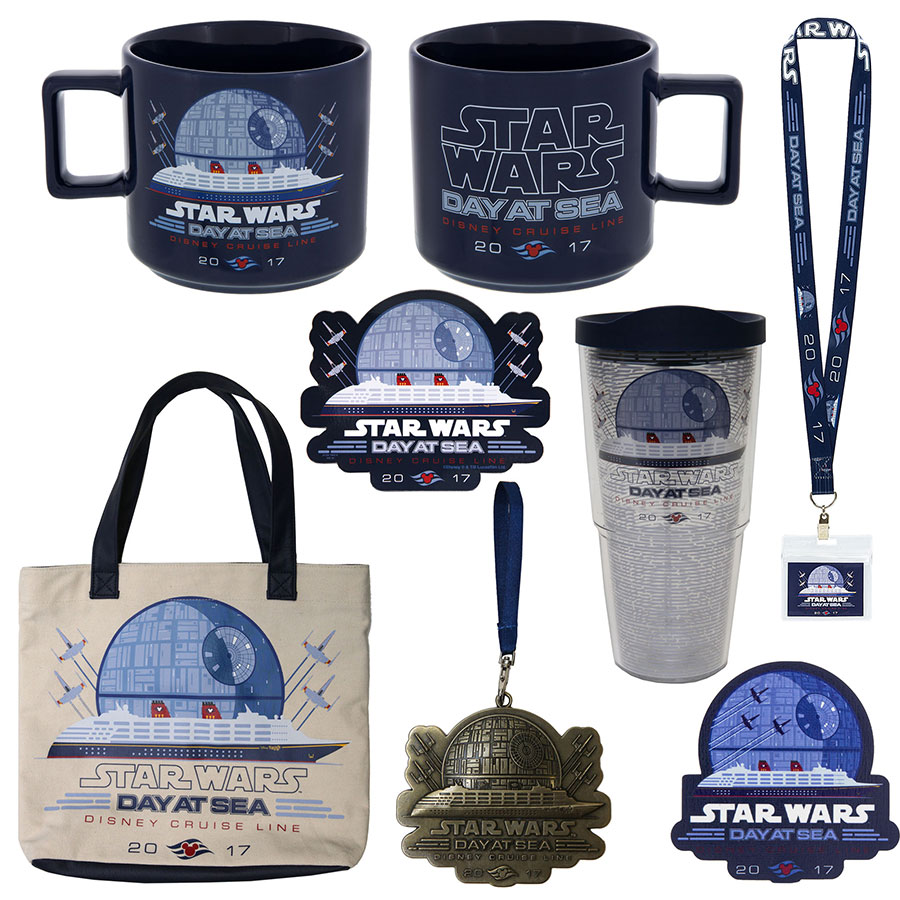 New Disney Cruise Line merchandise offerings for Star Wars ...