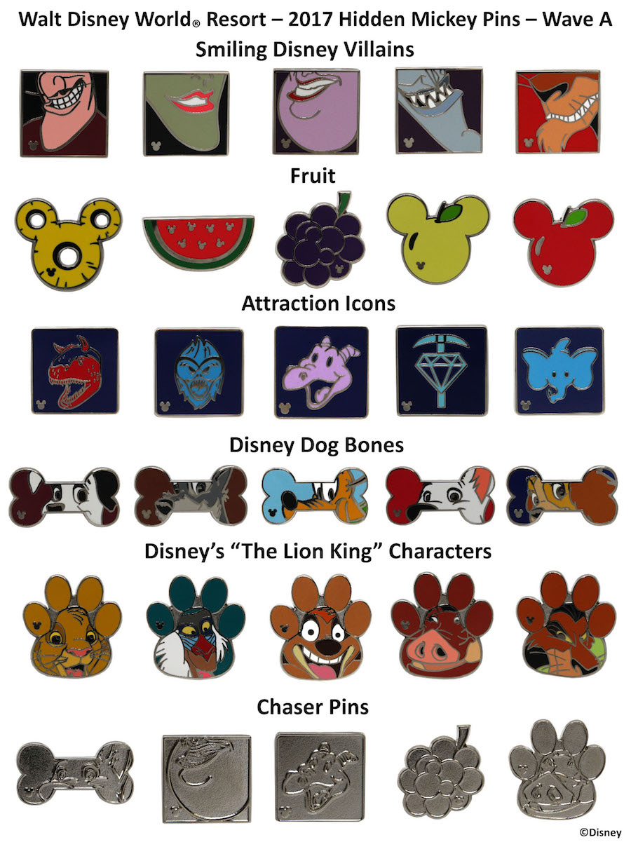 How to Trade Disney Pins