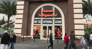 Disney Springs' Planet Hollywood Observatory to open next week?