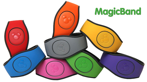 MagicBand 2 now shipping to Walt Disney World hotel guests