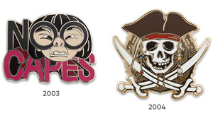 Disney Store celebrates 30th Anniversary with exclusive pin set