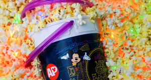 Deal on popcorn buckets for Disneyland Annual Passholders