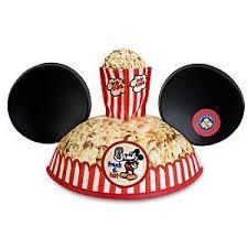 popcorn ear hat
