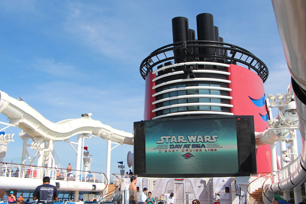 Disney Cruise Line Announces 2018 Dates For Star Wars Day