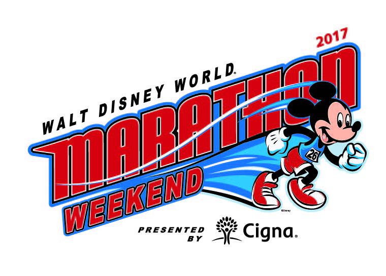 2017 Marathon Weekend Logo