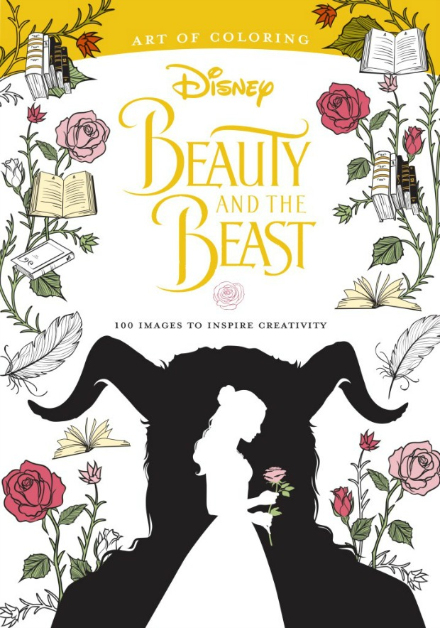 Art-of-Coloring-Beauty-and-the-Beast