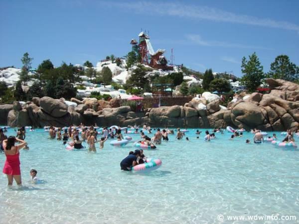 Bus Transportation to Blizzard Beach No Longer Available at Animal Kingdom Lodge