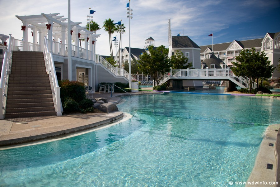 All Main Feature Pools At Walt Disney World Closed Jan 18