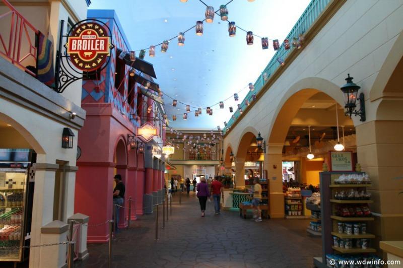 Caribbean Beach Resort Orlando Restaurants