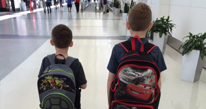 Air Travel With an Apprehensive Child