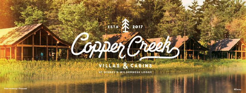 Copper Creek Villas And Cabins At Disney S Wilderness Lodge To Open July 17