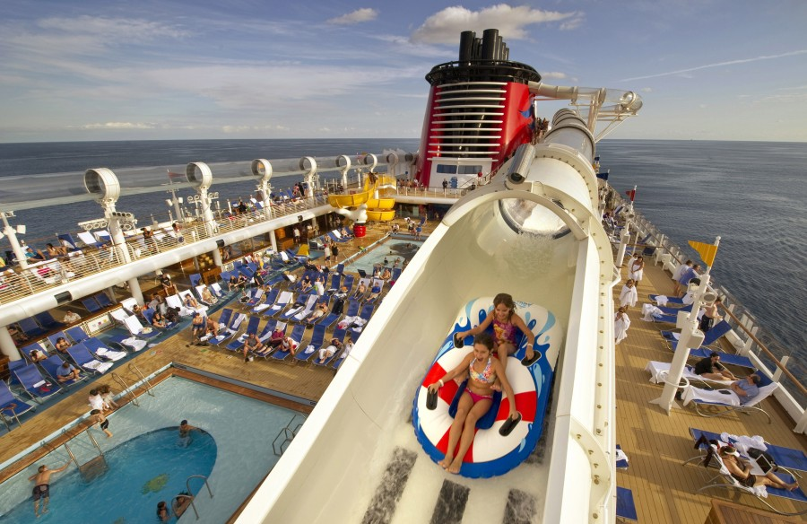 Disney Cruise Line Receives Awards from U.S. News & World Report