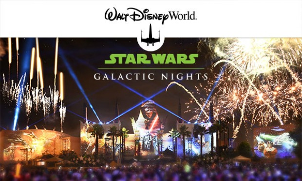 Star Wars Galactic Nights