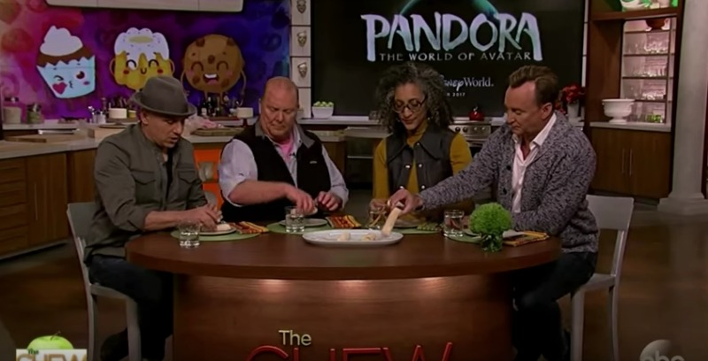 The Chew Feature