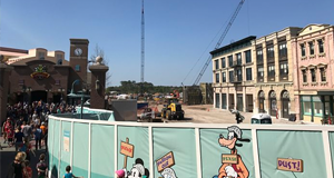 Photos: Construction Update at Disney's Hollywood Studios