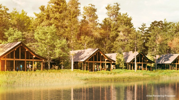Copper Creek Villas And Cabins At Disney S Wilderness Lodge