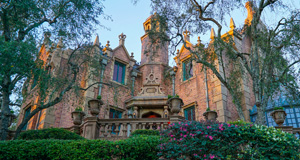 Rekindling the Flame: The Haunted Mansion