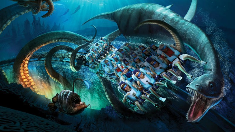 seaworld virtual reality