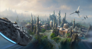 How Disney's Decline in Revenue Could Affect Star Wars Land and Toy Story Land