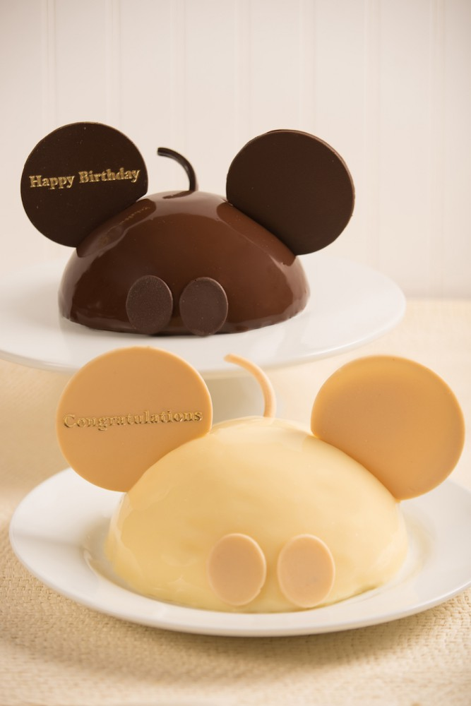 Disney Cruise Mickey Mouse Cake