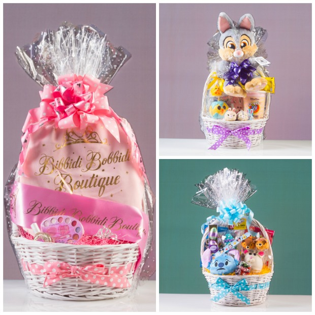 Disney Easter Basket Collage