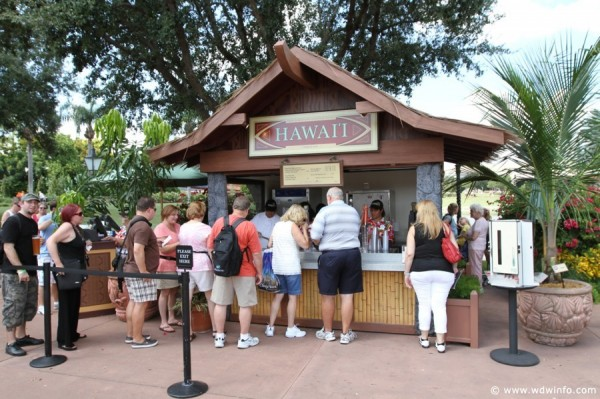 Disney Files Permits For Food Wine Festival Caribbean Beach And
