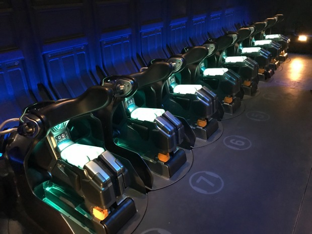 Flight of Passage Seats