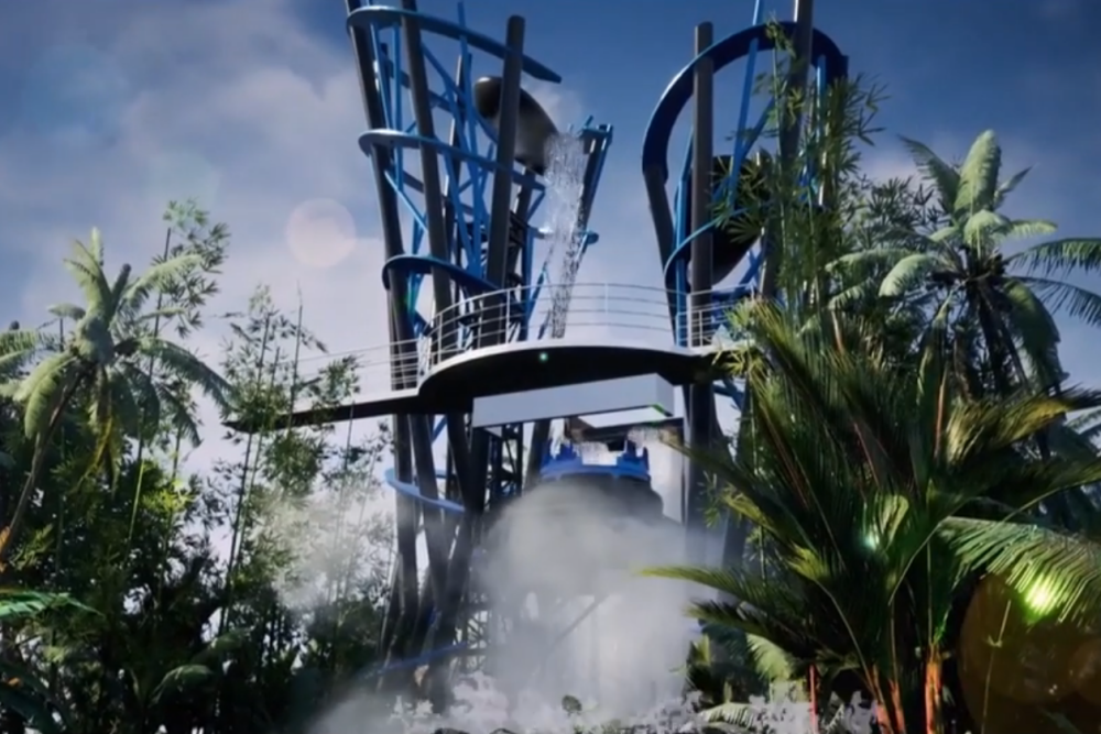 Seaworld Orlando Announces New Water Ride