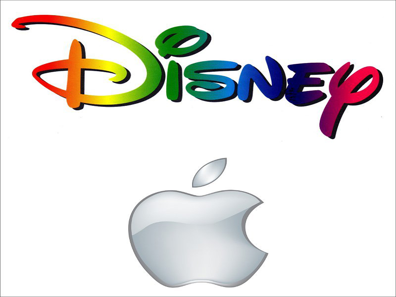 Image result for apple buy disney